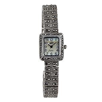 Eton Damen Markasit Uhr, Mop Zifferblatt, Antik Finish – 3181l  Eton ... 894458987a