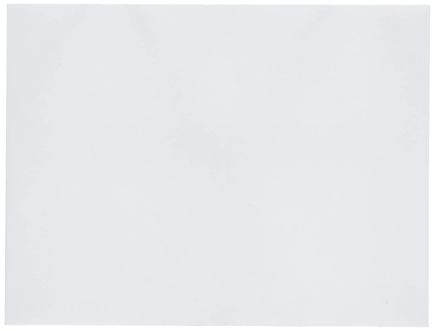 "250 White A2 Envelopes - 5.75"" x 4.375"" - Square Flap"