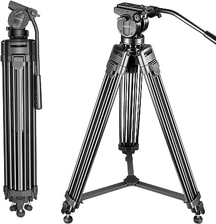 Neewer Professionell Aluminiumlegierung Video Kamera Kamera