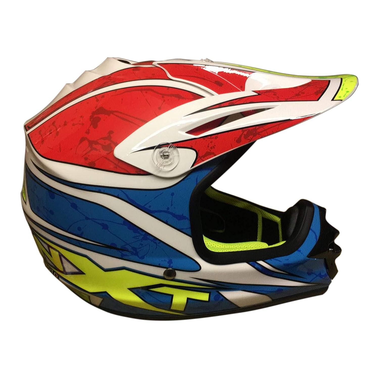 ENFANTS de moto Moto Scooter MX casque Off Road Racing Junior Casque de moto enfant Full Face protection/ /4/couleurs diff/érentes