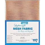 Annie Lightweight Natural Mesh Fabric LTWT 18x54, 54 Inches