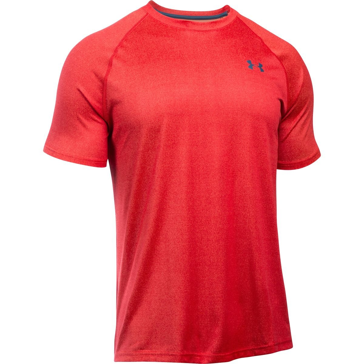 [アンダーアーマー] UA Tech SS Tee メンズ 1228539 B01LQHPNUC Medium|Red/Red/Nova Teal Red/Red/Nova Teal Medium