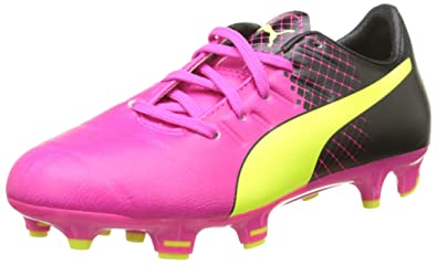 PUMA Evopower 3.3 Tricks Firm Ground Jr, Scarpe da Calcio Unisex – Bambini