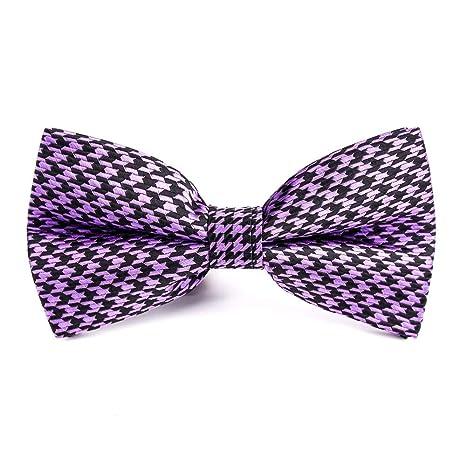 YYB-Tie Corbata Moda Corbata de Polo de Pata de Gallo Pata de ...