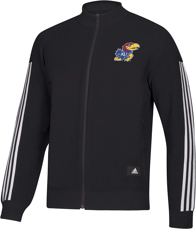 adidas NCAA Mens Full Zip Sweater