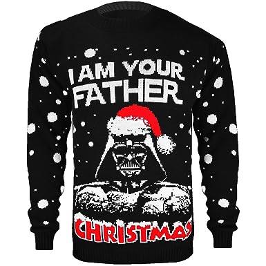 90b8eadf037e Unbranded Kids Girls Boys StarWars I Am Your Father Christmas ...
