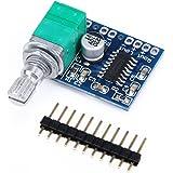 DEOK 3W +3W DC 5V Stéréo mini Amplificateur Numérique Module Dual Channel 4 Ohm Alimentation USB