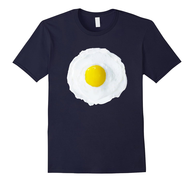 Fried Egg Halloween Matching set T-shirts Couples Costume-FL
