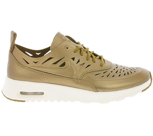NIKE Air Max Thea Joli W Women 's Sneaker Gold 725118 900