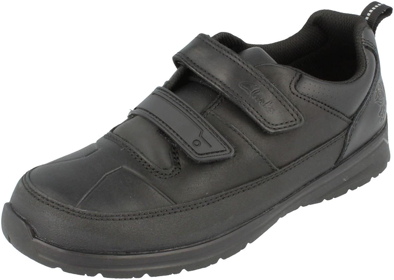 Clarks Boys Velcro Strap Shoe