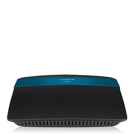 4 opinioni per Linksys N600 Router Dual-Band con Gigabit, Nero