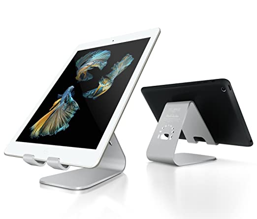 75 opinioni per Dock per Tablet, Spinido® TI-APEX Alluminio Tablet Supporto per Scrivania
