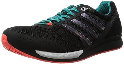 buy popular c4f35 d30cc Adidas Adizero Ace 7, Black/green/orange, 12 M Us: Amazon.co ...