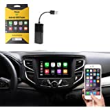 Wired Carplay USB Dongle,Android Auto, Mirroring,Smartphone Link Receiver for The Vehicle with Android System carplay…