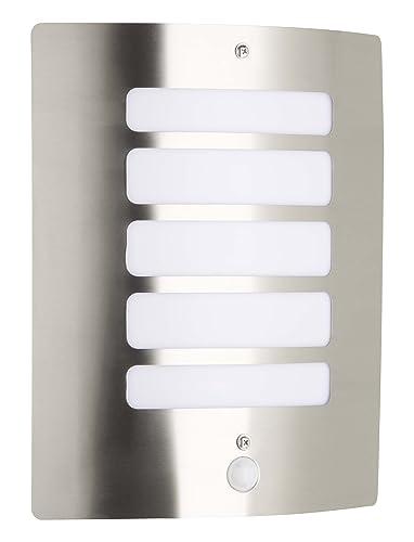 Antorcha para exteriores con detector de movimiento, 1 x E27 Max. 20 W,