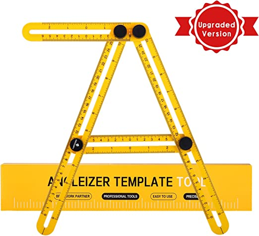 Angle-izer angles multiples Règle Modèle Outil
