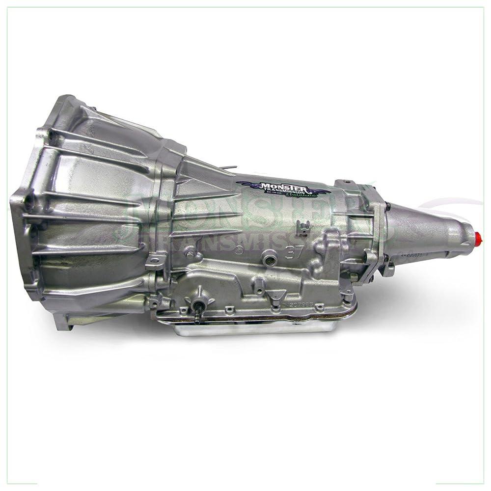 5. Monster 4L60E/4L65E Transmission Mild Rebuild 2WD
