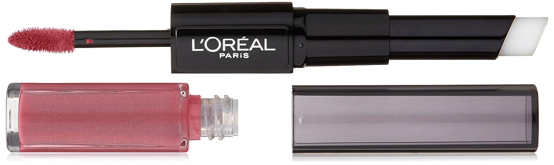 L'Oréal Paris Infallible Pro Last 2 Step Lipstick, Violet Parfait, 1 Ounce