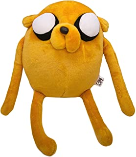 Amazon com: Adventure Time 12 Plush Jake: Toys & Games