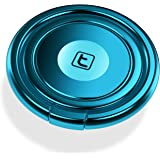 Phone Ring Holder Magnetic, TORRAS 360° Rotation Metal Cell Phone Finger Ring Grip stand/ Kickstand Work on Magnetic Car Mount Holder for iPhone 7/ 7Plus 6/ 6s Plus, Galaxy, LG - Teal