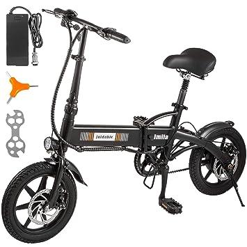 Amazon.com: Bicicleta eléctrica Mophorn de 36 V, 250 W ...