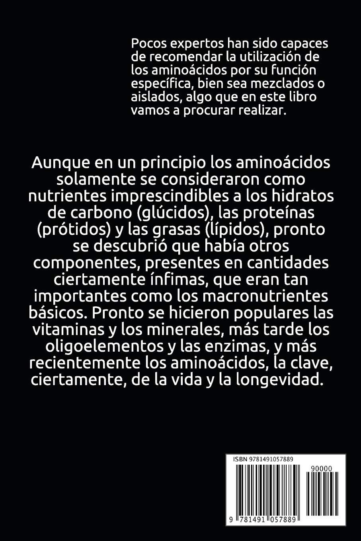 Curacion con aminoacidos (Spanish Edition): Adolfo Perez ...