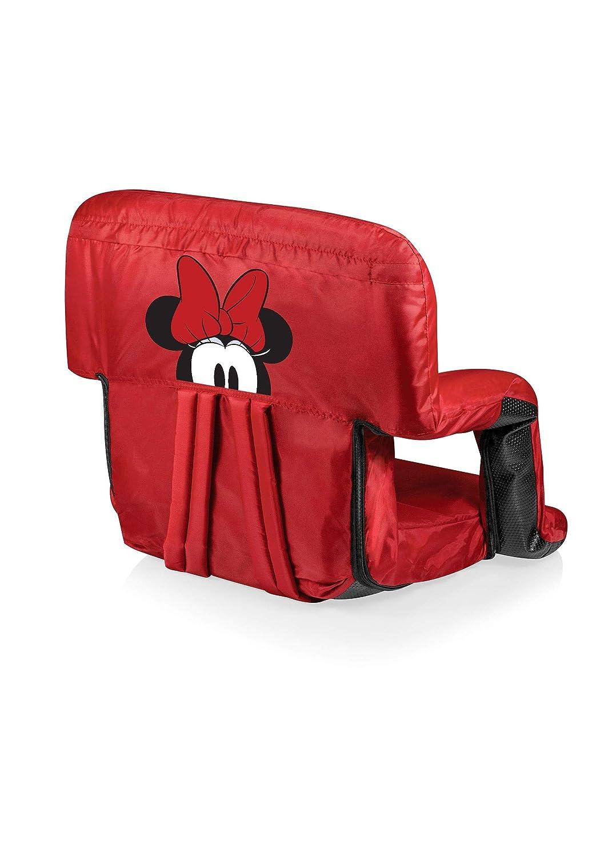 Disney Classics Mickey Minnie Mouse Ventura Portable Reclining Stadium Seat
