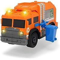 Dickie-Camión de Reciclaje luz y Sonido Action Series
