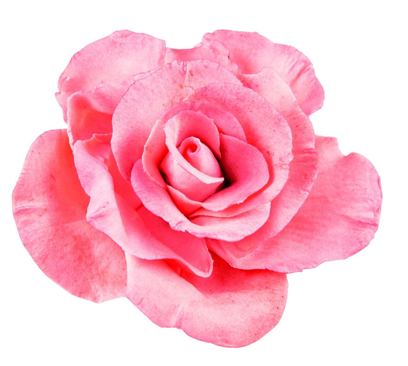 Silikomart Sugarflex Silicone Mold for Cake Decoration - Rose Petal