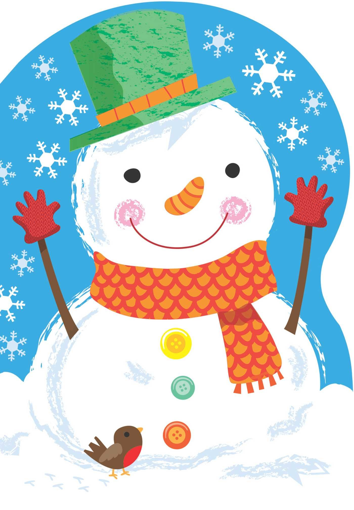 My Snowman Book ebook