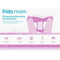 Frida Mom Postpartum Recovery Essentials Kit Disposable Underwear, Ice Maxi Absorbency Pads, Cooling Witch Hazel…