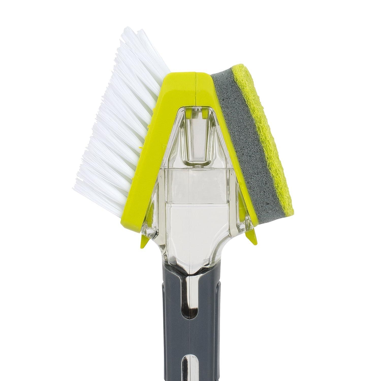 Casabella Smart Scrub Brush /& Sponge 15787