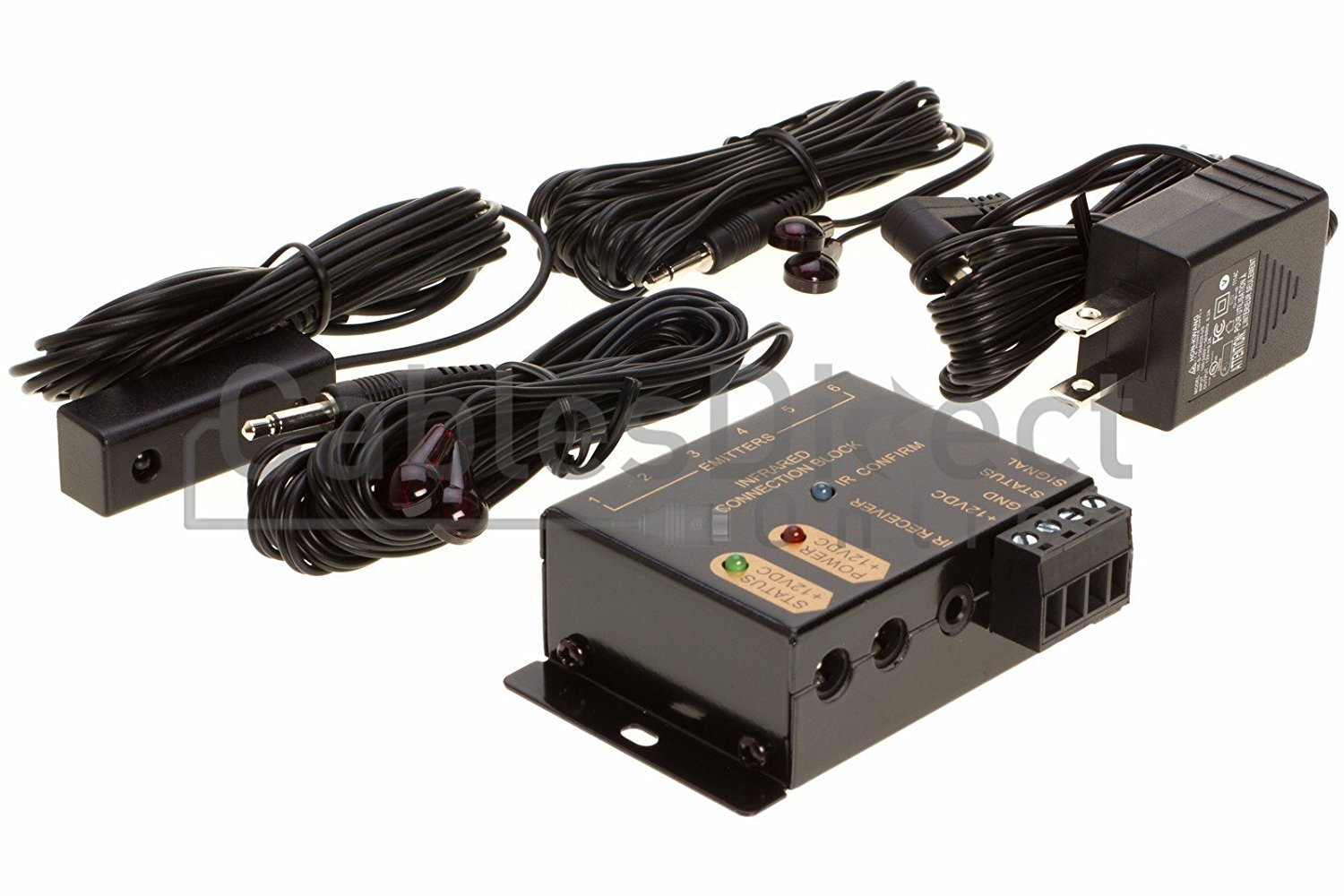 IR Repeater System - Hidden IR Control System for Home Theater