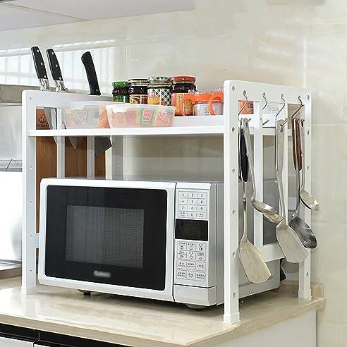 Amazon.De: Zxldp Küchenregale Organizer Küche Regal 1 Schicht