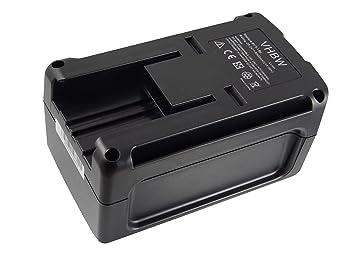vhbw Batería Li-Ion 6000mAh (25.2V) para Aparato de Limpieza Kärcher BR 30/4 C máquina fregadora aspiradora como 6.654-255.0, 6.654-183.0, Entre Otros: ...