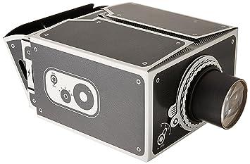 Monsterzeug Smartphone Projektor Do It Yourself Mini Handy Beamer