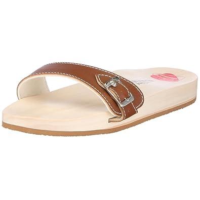 Berkemann Original Sandale, Unisex-Erwachsene Pantoletten, Weiß (weiß 100), 41.5 EU (7.5 Erwachsene UK)
