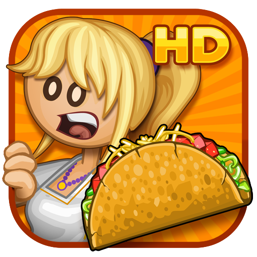 Papa's Taco Mia HD (Best Cooking Games For Pc)