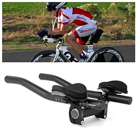 Amazon.com : VGEBY Bike Rest Handlebars, Clip on Bars for Racing Cycling Long Distance Riding : Sports & Outdoors