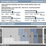 FS Mens Tights Compression Body Shaper Sports