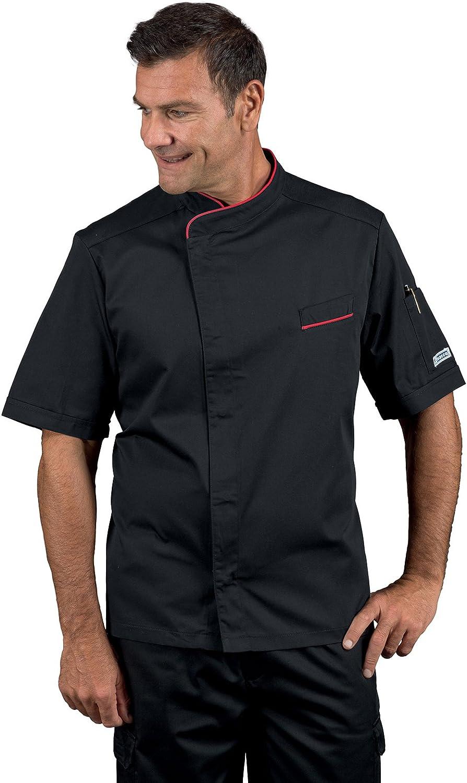 Isacco 059309 Cuoco Bilbao Giacca Bianco Taglia S