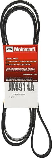 Motorcraft JK6454 V-Ribbed Belt