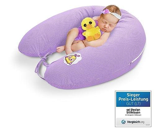 120 opinioni per Qualità bambino cuscino gravidanza di cura di Sei Design 170 x 30cm, riempimento
