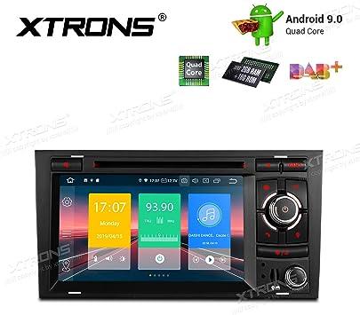 XTRONS - Radio para coche con pantalla táctil de 7 pulgadas ...