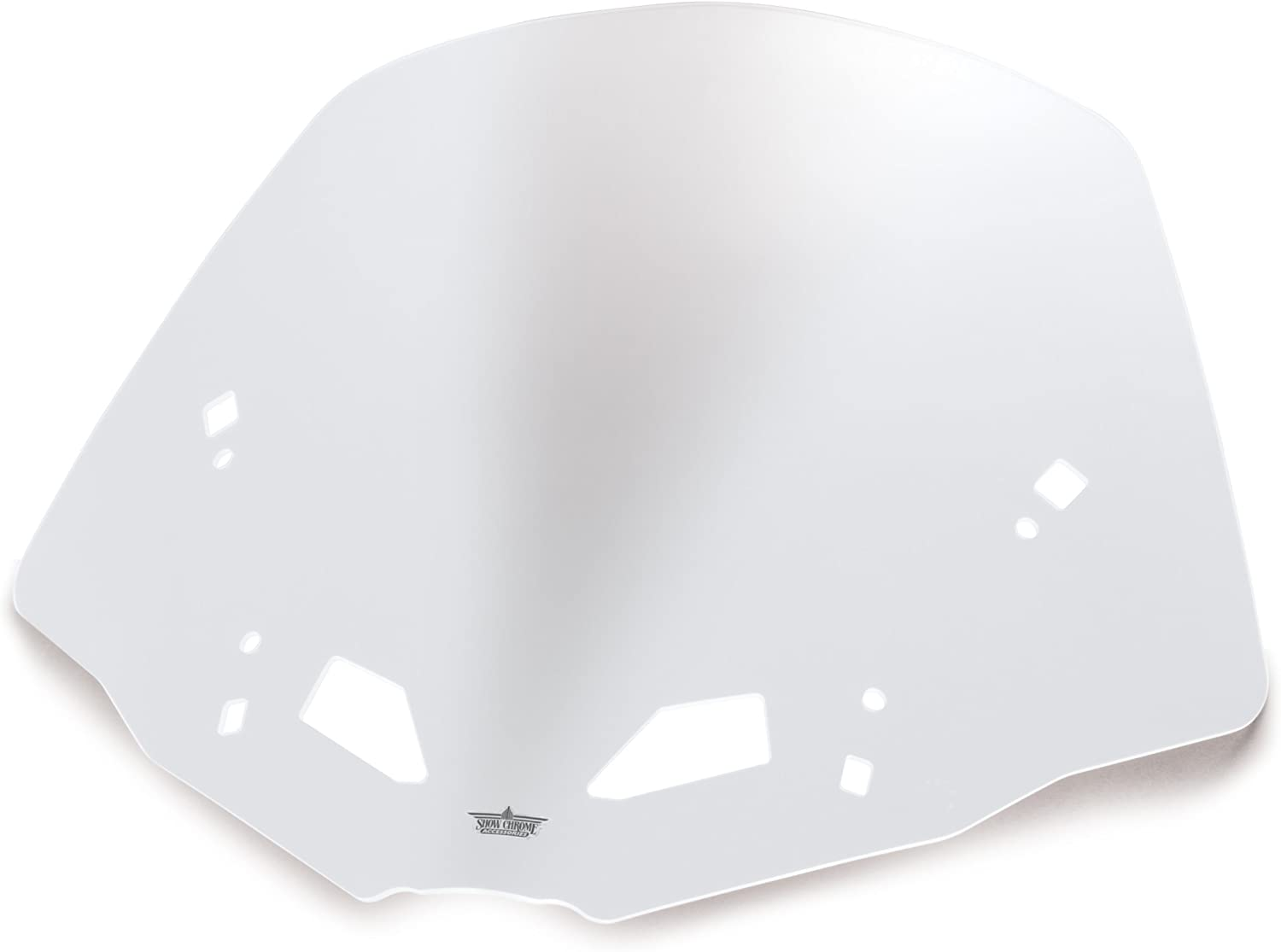 Show Chrome Accessories 20-400 Windshield
