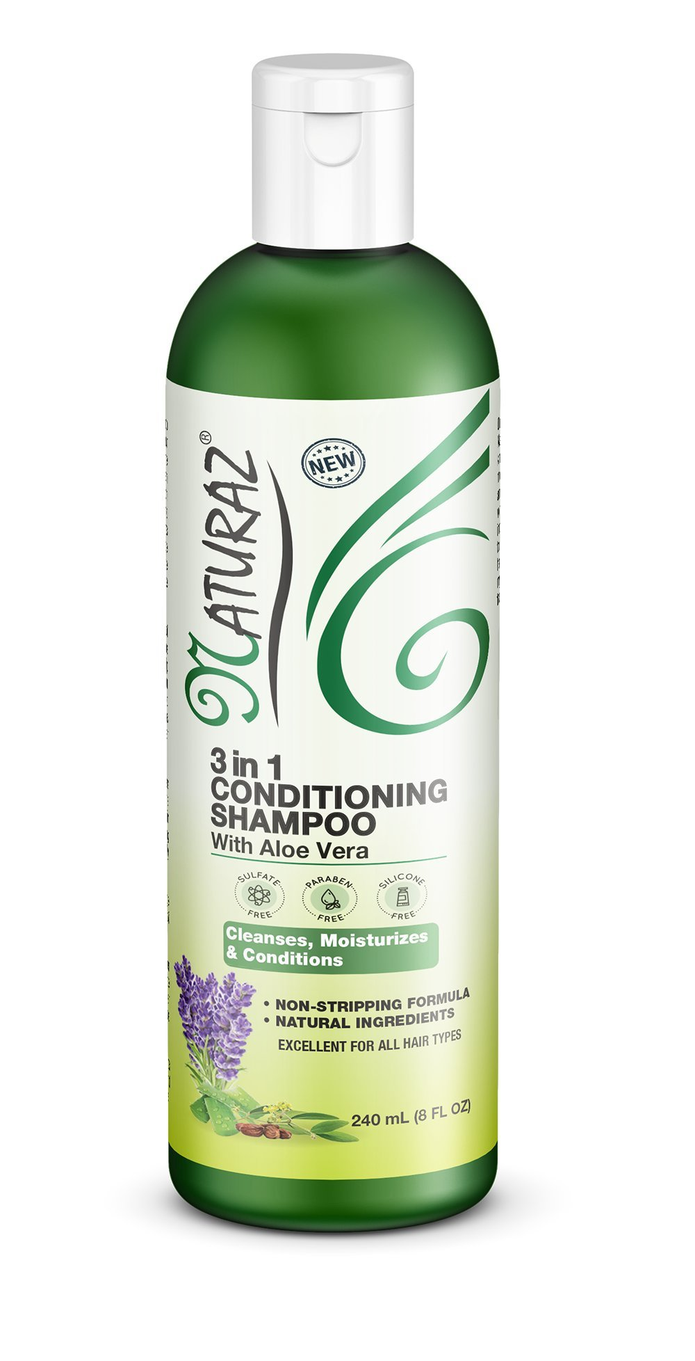 Naturaz 3 IN 1 Conditioning Shampoo