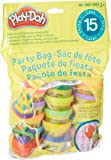 Play-Doh UPC 2 X Party Bag Dough, 15 Count (Assorted Colors), 2-Pack