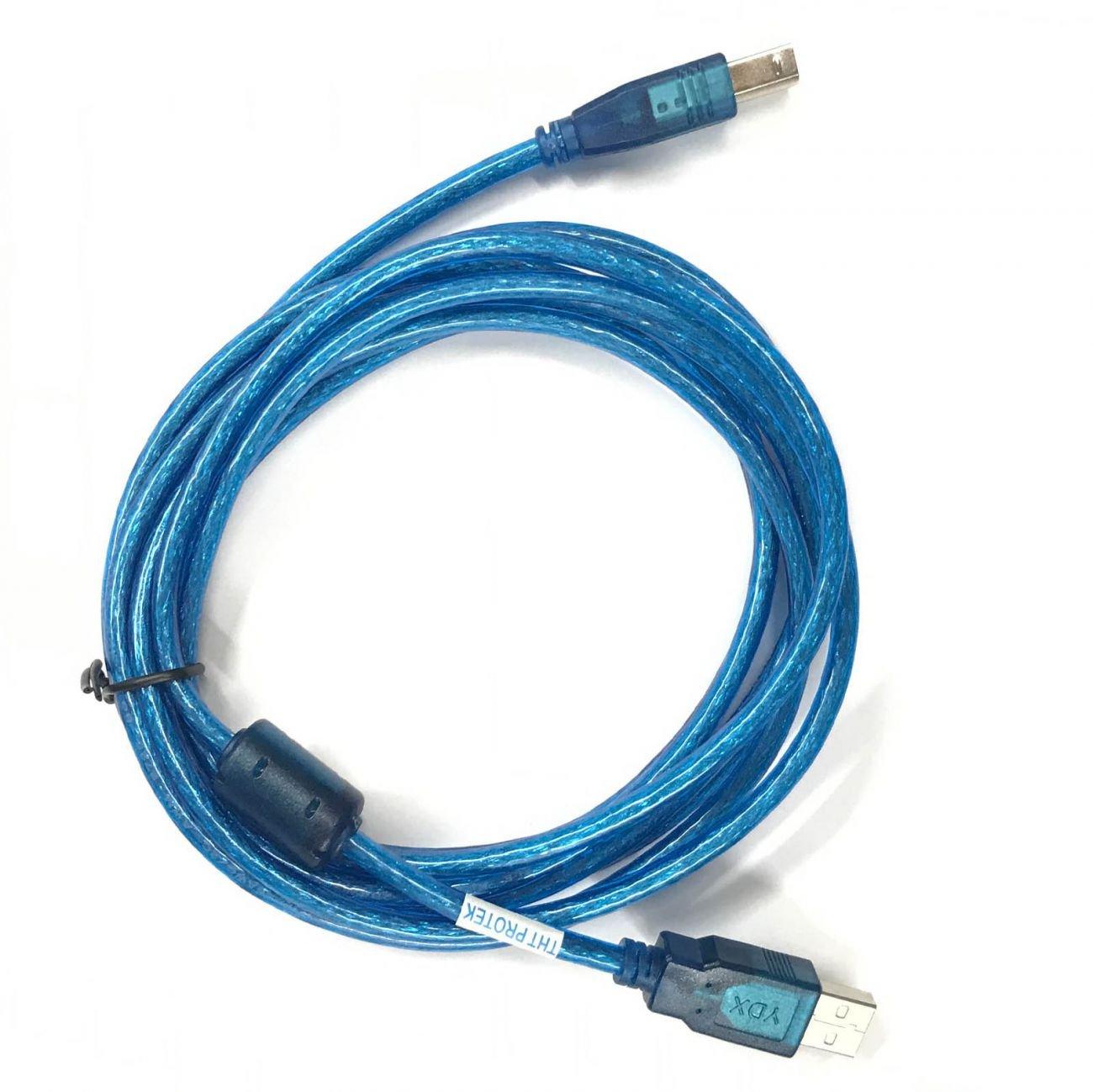 Cable USB 2.0 Impresora para HP Deskjet 3720 All-in-One: Amazon.es ...