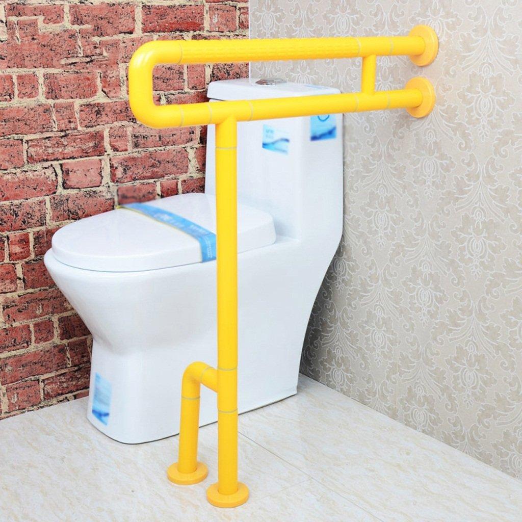 家庭の照明 脚の手すり付きバリアフリーナイロン老人不使用の人バスルームトイレ浴室の手すりの補強 B076KK73HK