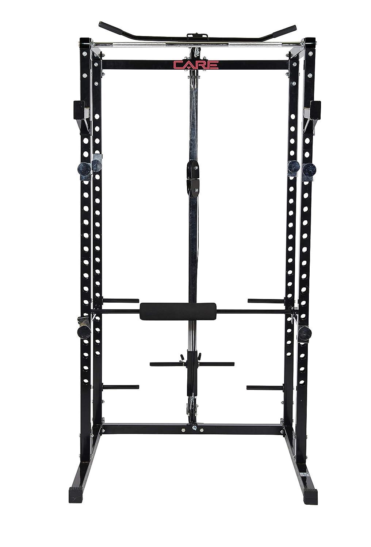 Care fitness - Power rack - Jaula de musculación - Jaula de ...